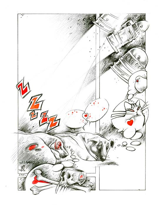 Comic. Balada negra de JAIRO LINARES