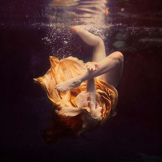 Fotografía bajo el agua de BROOKE SHADEN