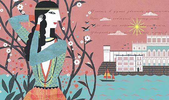 Ilustración desde Chile y Alemania, CRISTÓBAL SCHMAL