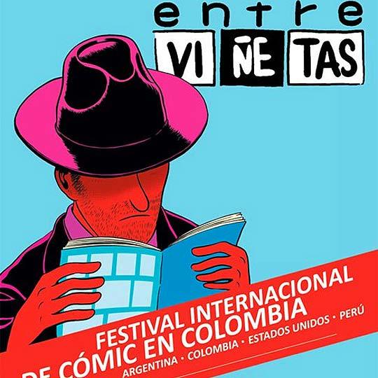 Festival internacional de Comic ENTREVIÑETAS