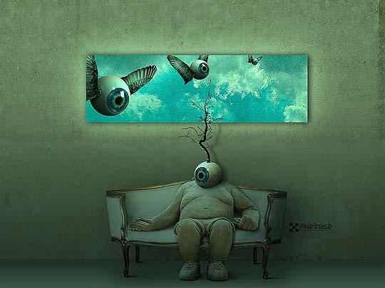 Photoshop, fotografía y surrealismo de LEO PATZELT