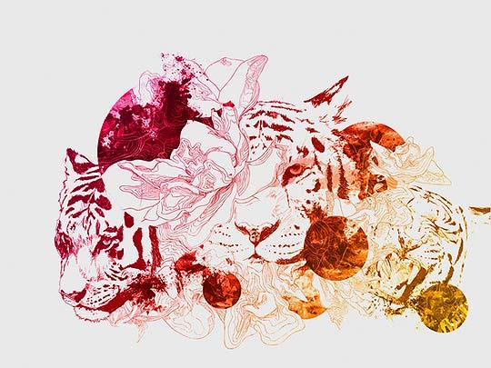Diseño gráfico e ilustración de LUIS FELIPE HERNÁNDEZ