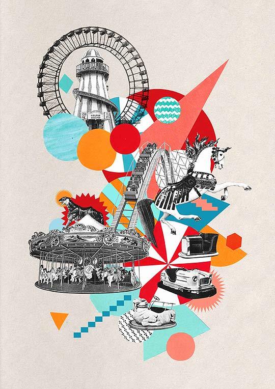 Ilustración, collage y más de MISS CIARA PHELAN