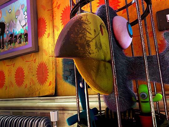 3D, ilustración y mucho más en POKEDSTUDIO