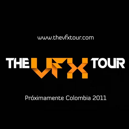 Evento. Animación, 3D y convocatoria en The VFX Tour