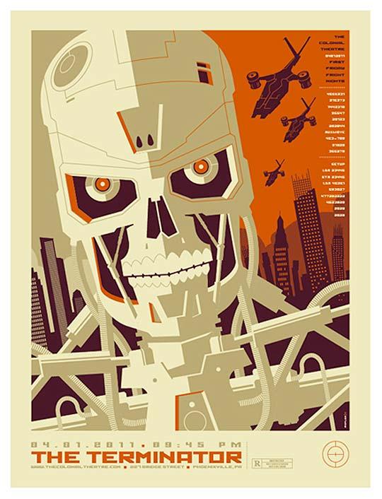 Vector, ilustración y cine de TOM WHALEN