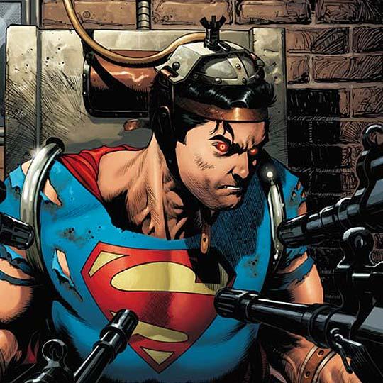 Súper relanzamiento de Action Comics #1 (7 de sept)