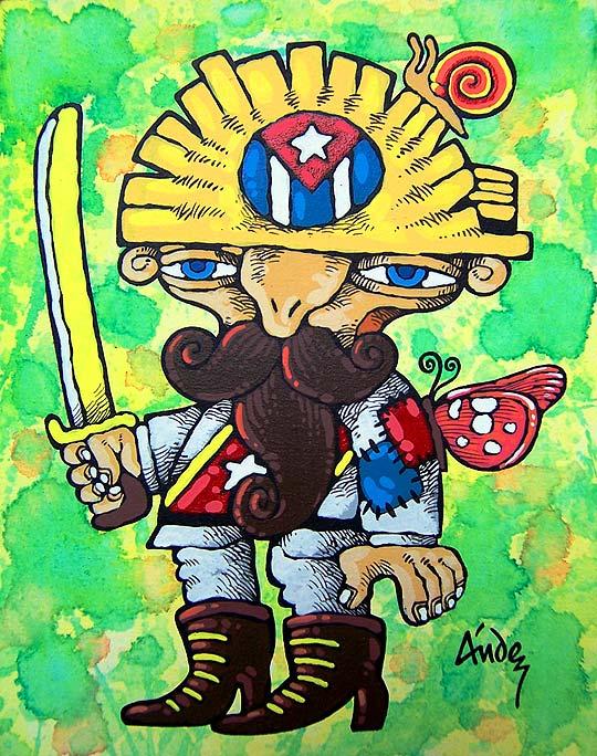 Ilustración de ÁNGEL FERNÁNDEZ QUINTANA (ÁNDEZ)