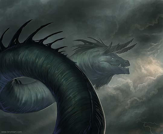 Ilustración y criaturas de BRYNN METHENEY