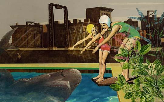 Ilustración de Catherine Restrepo AKA GUIGNOL