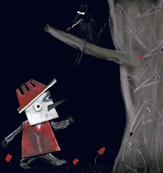 Ganadores 2º Catálogo Iberoamericano de Ilustración
