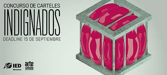 Concurso de diseño de Carteles INDIGNADOS