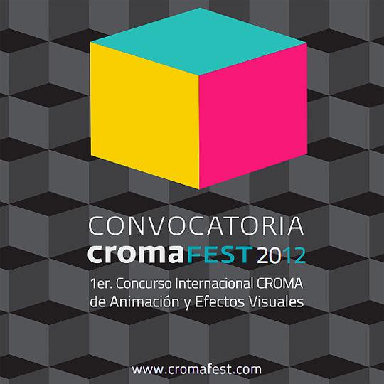 Convocatoria de Animación: CROMAFEST 2012