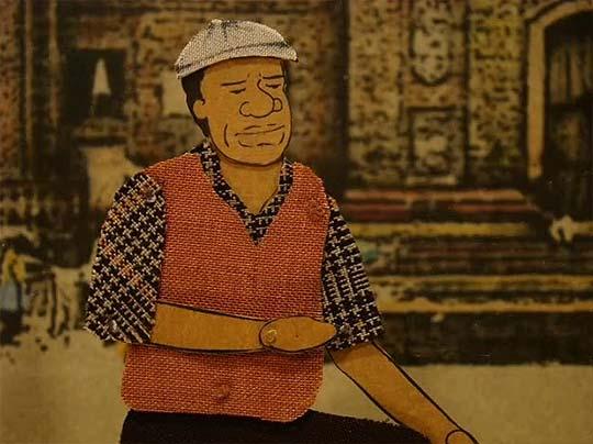 Animación. Los tiquetes de FELIPE VALDIVIESO