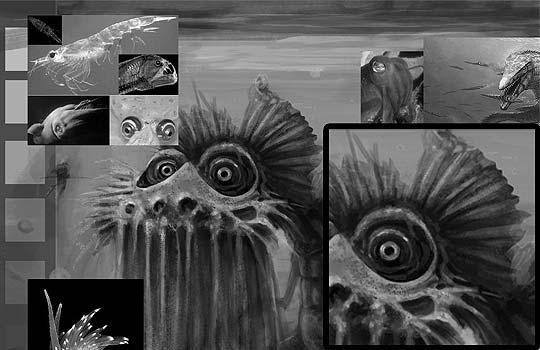 Ilustración y proceso. Uchi de GIANCARLO ROJAS