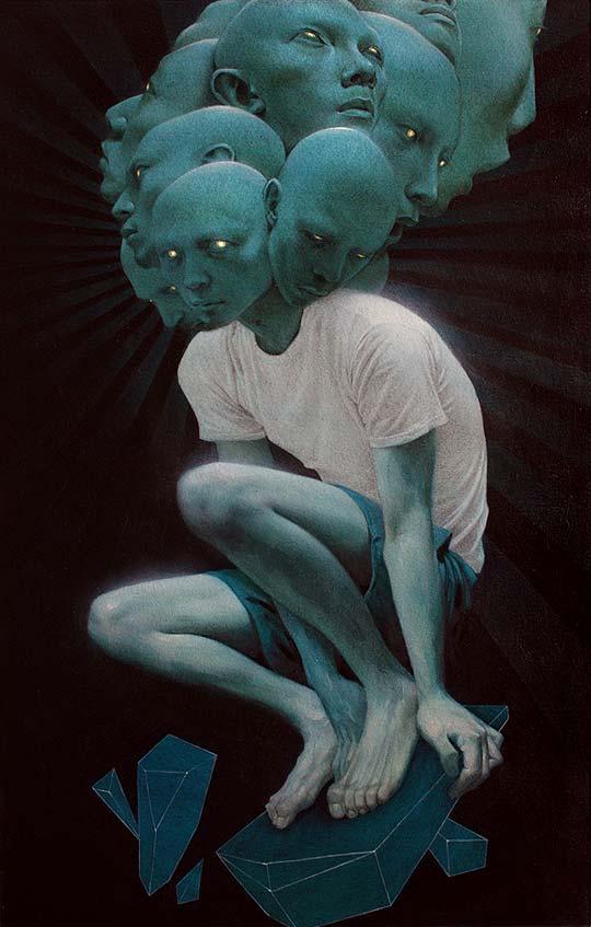 Ilustración, pintura y talento de JEREMY ENECIO