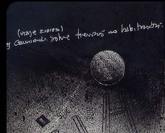 Ilustración en detalle de JORGE LEWIS MORALES FLORIAN