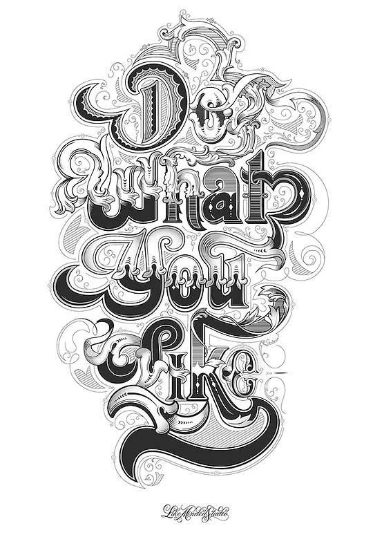 Diseño, motion y tipografía de LIKE MINDED STUDIO
