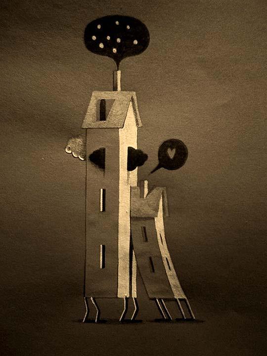 Ilustración de RICCARDO GUASCO Aka RIK