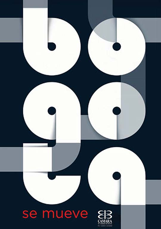 Ganadores V Bienal de Afiches de Bogotá