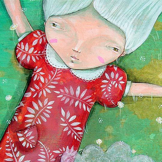 Ilustración, Valentina de MIGUEL ÁNGEL BETHENCOURT