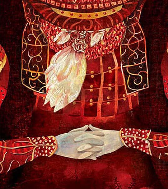 Ilustración y técnica de BEN CAIN