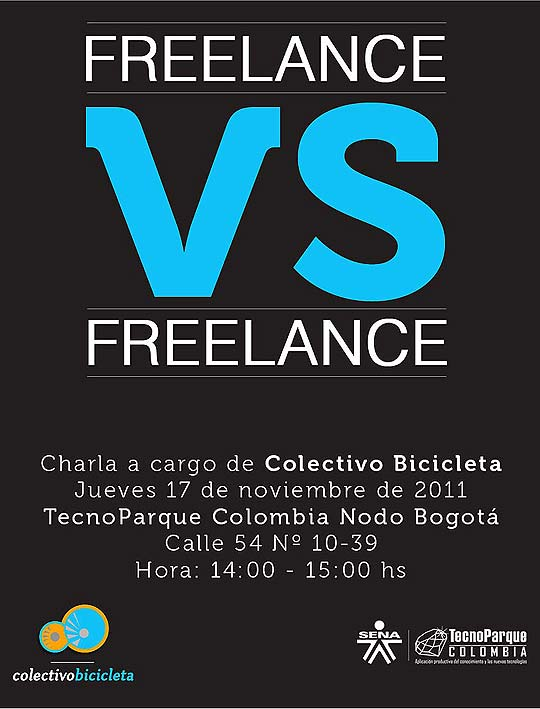 Freelance vs Freelance en el 4º Encuentro Blender Design