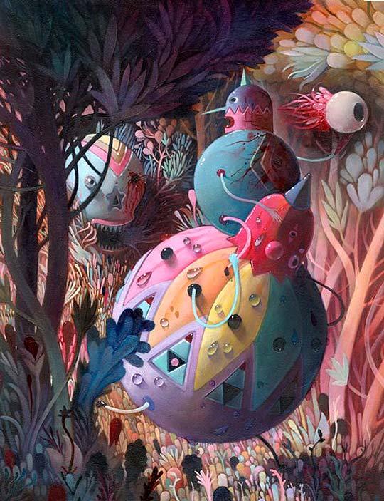 Ilustración. Un lugar… de JUAN CARLOS URREA CORVEN