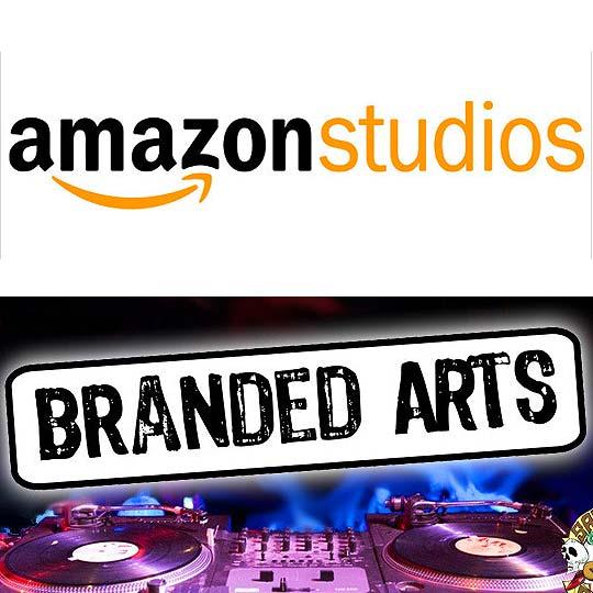 Concurso. Diseñar para Amazon Studios y Branded Art