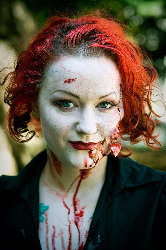 Fotografía zombie y más de DAVID DENOFREO