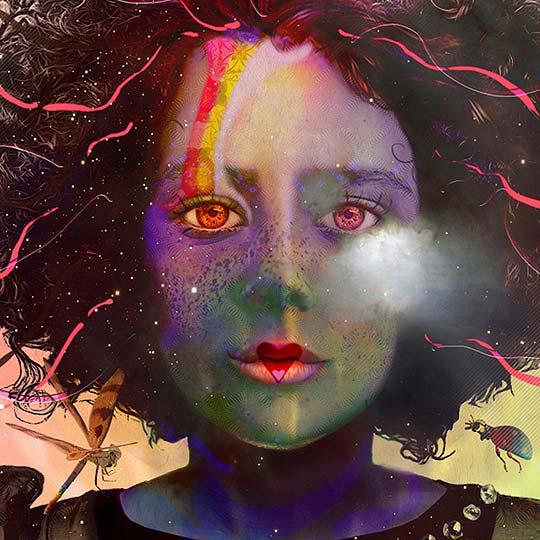 Ilustración y dibujo de JANA JELOVAC