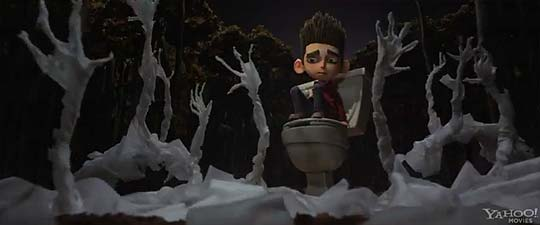Animación, stop-motion y zombies en PARANORMAN