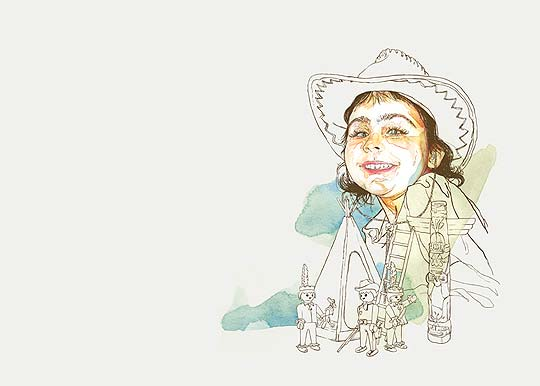 Ilustración. Portafolio de APPRIOU MATTHIEU Aka TELMOLINDO.