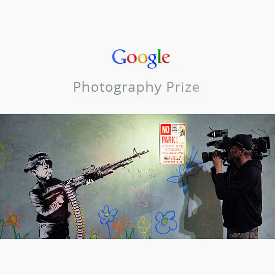 """Google Photography Prize"""