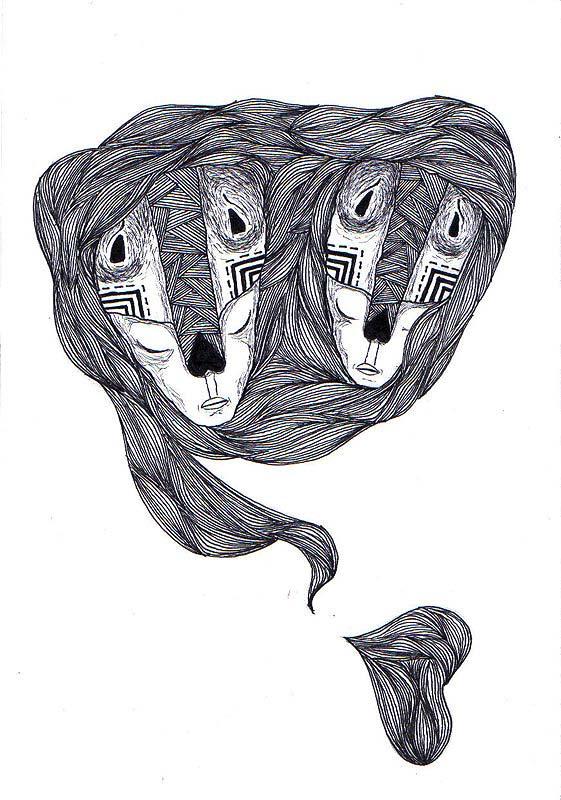 Ilustración de CARLES VERCHER Aka UBE_EFE.