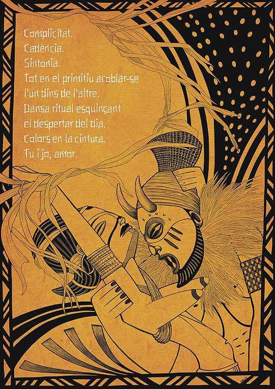 Ilustración. Portafolio de INCOMPLETA SALI.
