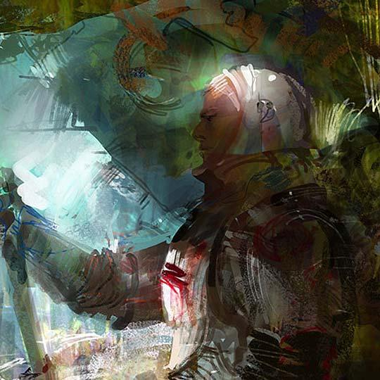 Ilustración, arte digital y concept art de JAECHEOL PARK
