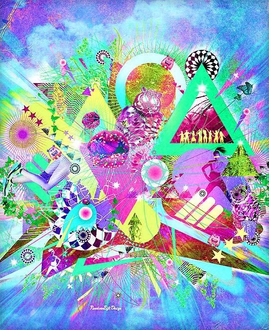 Diseño, ilustración y color de RUUD VAN EIJK