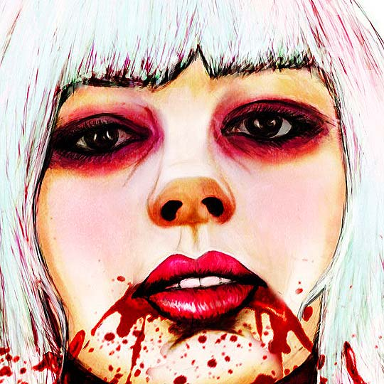 Ilustración. Women Killed 2 de FABIÁN RODRÍGUEZ