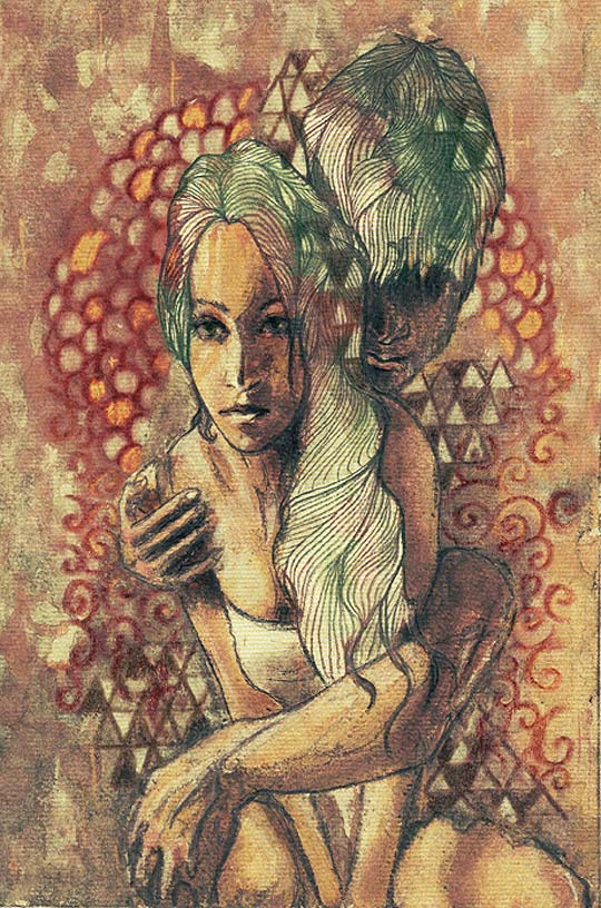 Ilustración. #8 de ADRIANO MANZANARES