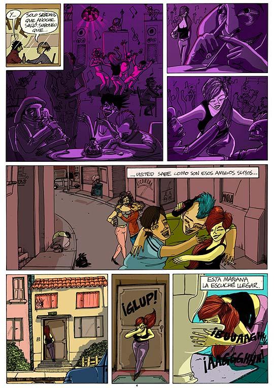 Comic. Elegía de MANZANARES y VILLAFRADE.