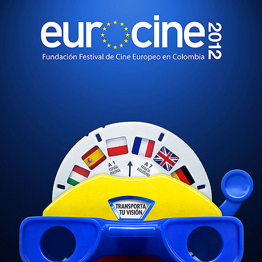 Afiche ganador Eurocine 2012