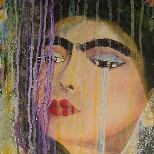 Ilustración. Frida Kahlo de BEATRIZ DIPP