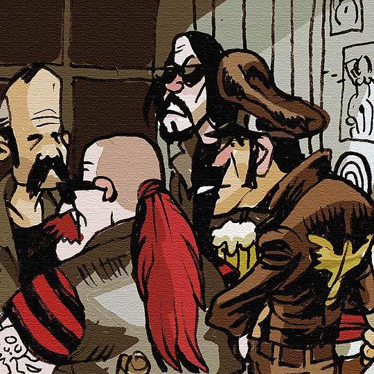 Ilustración de JUAN GRANDÍO LUQUE