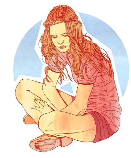 Ilustración. El dibujo e las ideas de JOEL BENJAMIN