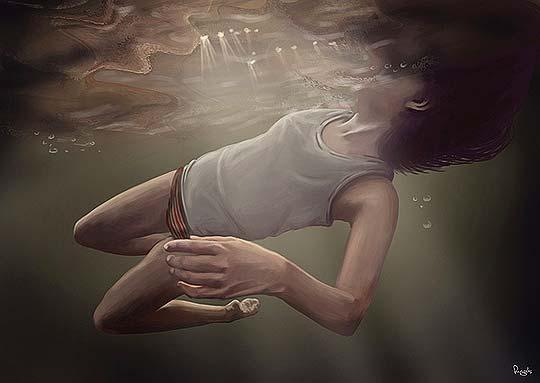 Ilustración de JUAN CARLOS ANDRADES Aka Fungels.