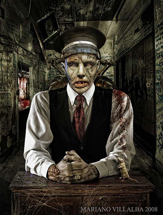Arte digital. Surrealismo de MARIANO VILLALBA