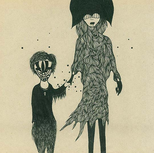 Ilustración. Portafolio de AGUSTÍN CEIKLOSV