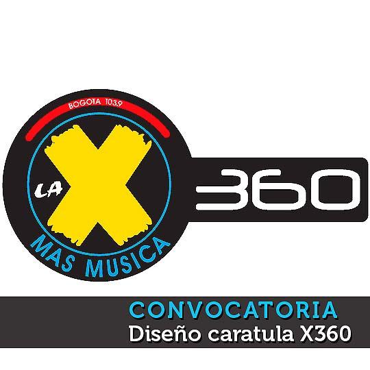 Convocatoria. Diseño caratula X360