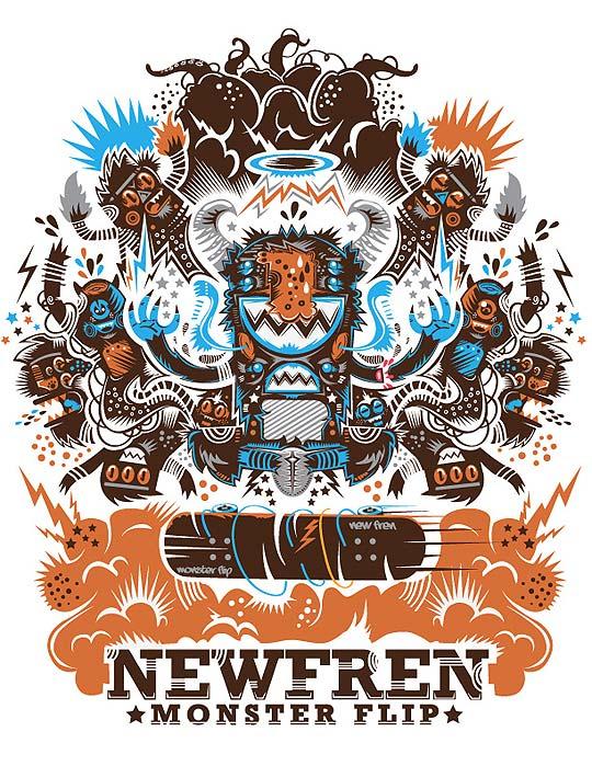 Ilustración vectorial de CRISTOBAL OJEDA, EL NUEVO AMIGO